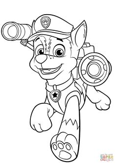 PAW Patrol Coloring Pages Select From 30459 Printable Of Cartoons Animals Nature Bible And Many More