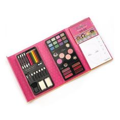 XXMake Up Artist Sketch Book