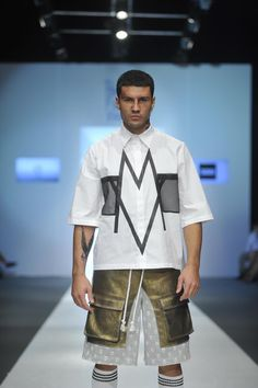 Milica Vucadinovic Fall Winter 2014. Belgrade Fashion Week
