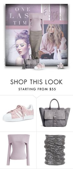 """Today... Logic will get you from A to Z; imagination will get you everywhere (Albert Einstein)"" by carineazevedo ❤ liked on Polyvore featuring Poesia, adidas, Tila March, Chicwish and Michael Schmidt"