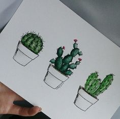Cactus tattoo ideas