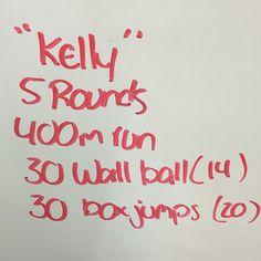 Kelly Wod