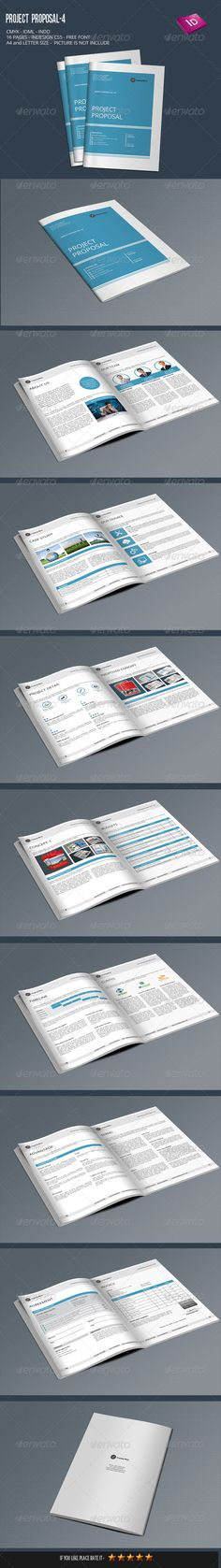 Website Project Proposal Templates Creative, Project proposal - project proposal