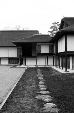 Villa Katsura - Kobori Enshu - Kyoto
