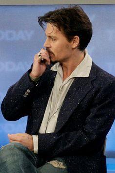 Johnny eff Depp
