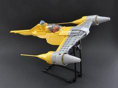 Naboo N-1 starfighter (1)