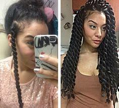 Braids¤ Twist (Natural Hair & Protective Styles) @ Angelascarfia