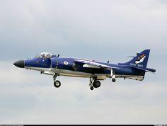 British Aerospace Sea Harrier FA2.