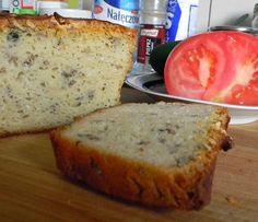 Poniżej przedstawiam przepis na pyszny bezglutenowy chlebek wieloziarnisty. Stanowi on kompilację przepisów znalezionych w sieci:   Ch...