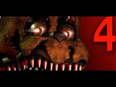 Five Nights at Freddy 4 - Trailer
