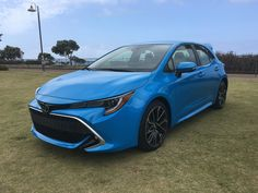 The 2019 Toyota Corolla hatchback is an all-new compact four-door car, based on the automaker's new global vehicle architecture. Toyota Corolla Hatchback, Corolla Car, Honda S2000, Honda Civic, Trends Magazine, Mitsubishi Lancer Evolution, Car Mods, Nissan Silvia, Nissan 350z