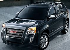 Black GMC Terrain....hmmm decisions decisions. this looks sick!!!