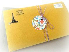 pretty french parcel from bopapier.com