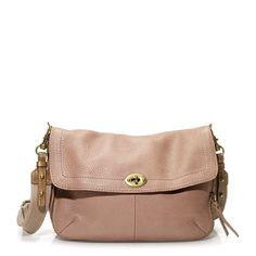 JCrew Blush Colored bag...cute
