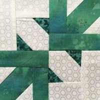 Farmer's Wife - Block 63 - Ozark Maple Leaf: Re-Made
