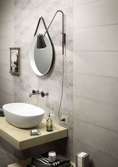 Collection Clayline  2015  by Marazzi Ceramiche