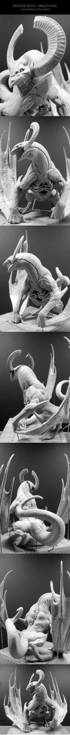 Boss King Dragon by Kingdom Death
