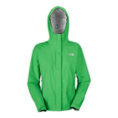 The North Face Venture rain jacket. Doesn't have to be venture, any green NF. Size XL