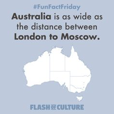 FUN FACT: Australia is as wide as the distance between London to Moscow. Australian Memes, Aussie Memes, Australia Animals, Australia Day, Australia Photos, Facts For Kids, Quotes For Kids, Fun Learning, Teaching Kids