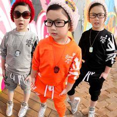 fashion kids   2013 New Fashion kids children's clothing sweatshirt Hip Hop harem ...