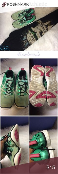 Asics Athletic shoes Washed and ready to wear. Gently used consignment piece. Asics Shoes Athletic Shoes