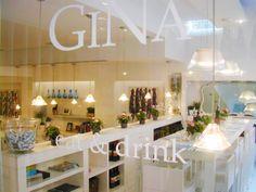 Gina restaurant at Piazza di Spagna, Via San Sebastianello in Rome