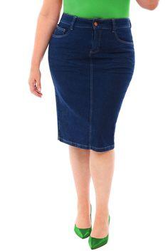 WOMENS SKIRT PENCIL Diagonal seams slim fit V  Hem Wide waist 1X 2X 3X  Sexy!