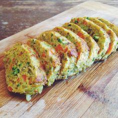 paleo dairy, grain, and egg free turkey veggie meatloaf