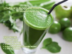 Lower Your Blood Pressure Naturally With These Simple Dietary Secrets - Juicing For Health