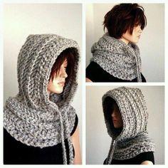 winter hoodie