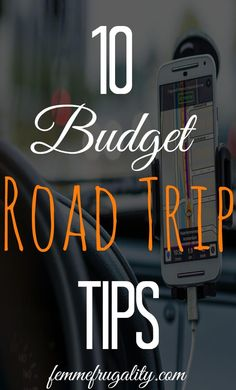 These are crazy helpful budget road trip tips! Roadtrip 10 Budget Road Trip Tips Road Trip Packing List, Road Trip Games, Road Trip Essentials, Family Road Trips, Road Trip Usa, Family Travel, Family Vacations, Road Trip Tips, Car Travel