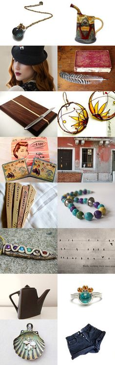 The Golden Hour by Leita Champion on Etsy--Pinned with TreasuryPin.com