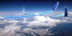 Google y Facebook construyendo aviones de gran altitud http://j.mp/1NgXXNk |  #Facebook, #Google, #Internet, #LuzSolar, #Noticias, #Tecnología