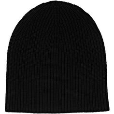 Rag & Bone Men's Kaden Cashmere Beanie ($150) ❤ liked on Polyvore featuring men's fashion, men's accessories, men's hats, black, mens cashmere beanie hat, mens cashmere hat and mens beanie hats