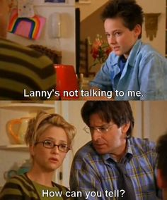 remember lanny the guy who never talked