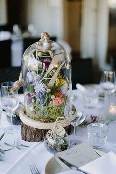 rustic terrarium wedding centerpiece / http://www.himisspuff.com/geometric-terrarium-wedding-ideas/3/