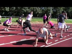 Police Fitness Training - Everyone is so driven