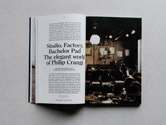 Apartamento Magazine #4 by Folch Studio , via Behance