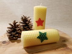 Organic beeswax sourced from local honey farms Large Candles, Tea Light Candles, Tea Lights, Beeswax Candles, Votive Candles, Local Honey, Handmade Candles, Candle Making, My Ebay