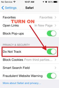 Four privacy settings you should enable in iOS 7 immediately | ZDNet, 9/19/13 Settings App, Privacy Settings, Iphone Hacks, Security Tips, Electronic Devices, Ios 7, Mobile Ui, Enabling, Operating System