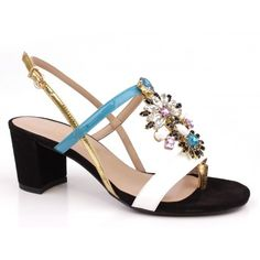 Sandálias de Salto Helsar 032 1194 000 Altura do salto: 5,5cm . Sapatos, Roupa, Malas e Acessórios - Tudo na sua loja on-line onde…