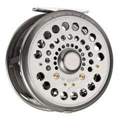"Hardy Duchess Fly Reel - The First New Hardy ""Classic reel"" in over a Decade , hand made in Alnwick England by skilled craftsmen the Duchess features innovative features like split frame design and dual line guards within a classically styled high quality reel. Tight Lines, AOS Fly Fishing #fliegenrolle #fliegenfischen #aosfishing"