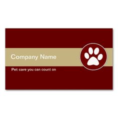 2185 best animal pet care business card templates images on pet care business cards fbccfo Image collections