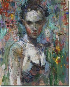 Charles J. Dwyer, 1961 ~ Expressionist painter | Tutt'Art@ | Pittura * Scultura * Poesia * Musica |