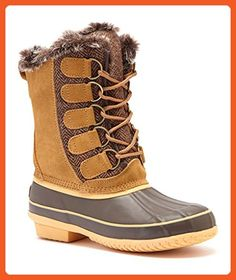 d6aadfa9f Arctic Plunge Women's Rhonda Boot, (camel-brown), 7.5 - Outdoor shoes