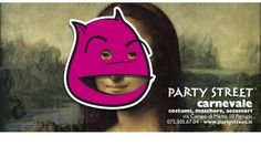 Party Street Advertising Campaign.