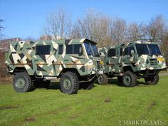 "Volvo terreinwagen C303, C306, 4x4 6x6. This is just the vehicle to convey the message of ""don't mess with me"" while driving."