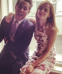 Emma Watson's Wedding Style Is As Awesome As We Thought It Would Be #Refinery29