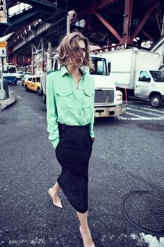 Vogue UK | Model: Arizona Muse | Photographer: Lachlan Bailey | Styled by: Miranda Almond