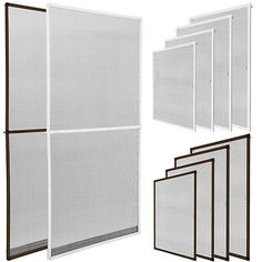 Mosquito insect net mesh guard for doors windows fly screen curtain bug netting